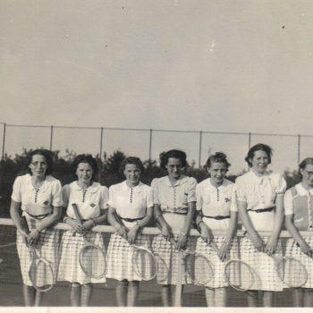 tennis warande 15-8-1940. 1
