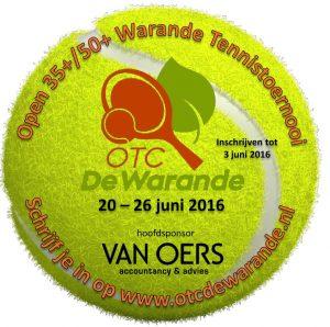 Van Oers viltje 2016
